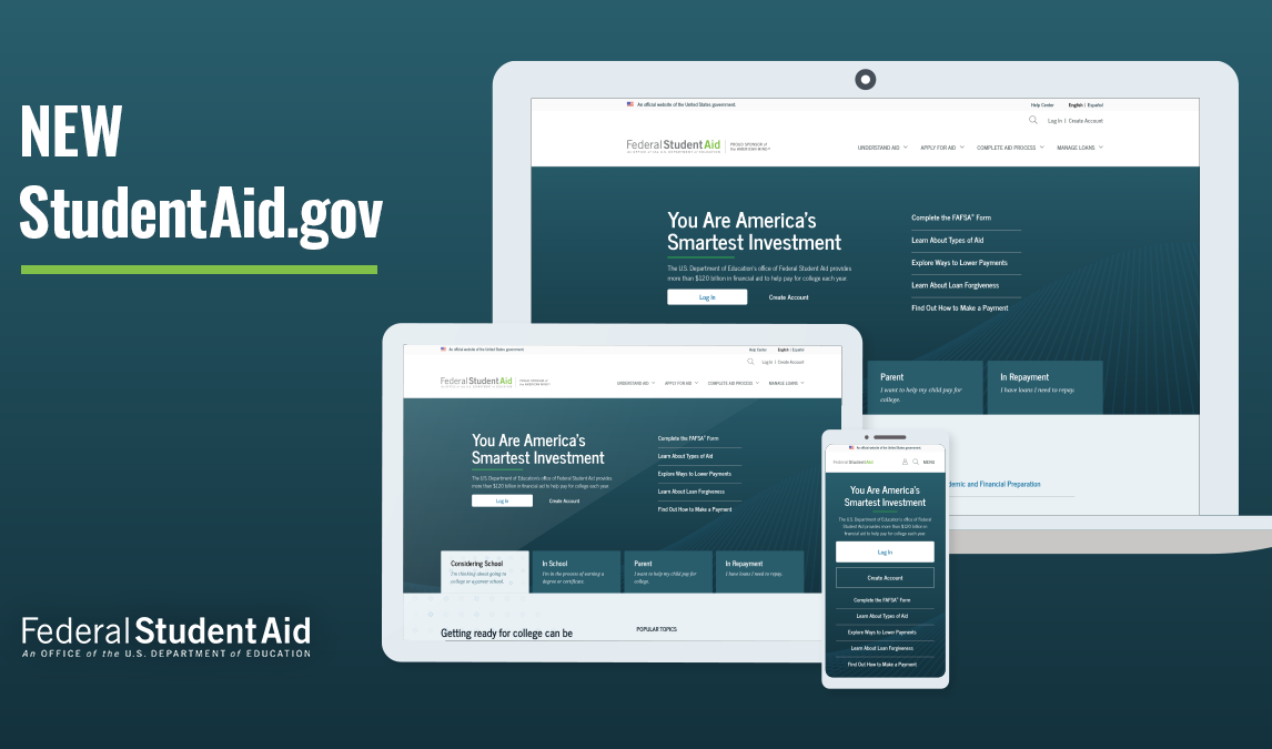 Student Loans: A Walkthrough of Studentaid.gov